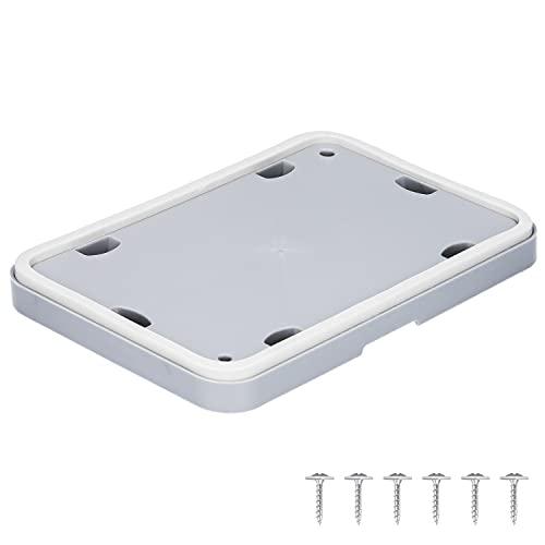 Kenekos - Wartungsklappe / Serviceklappe, kompatibel mit Trockner Bosch, wie Ersatzteile-Nummer 00646776/646776. Auch passend für Wärmepumpentrockner / Kondenstrockner Siemens