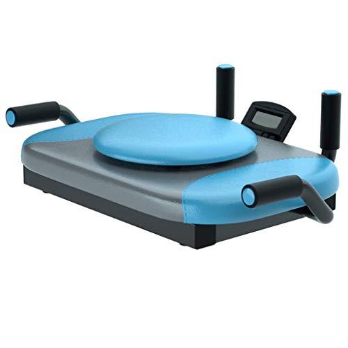 YANGLOU-Equipo de fitness Profesional Sportsled Timer Balance Disc Stability Wobble Cojín bajo la mesa de yoga Silla de asiento Bola Push Up Tablón Tablero Pretty Waist Core Fuerza Ejercicio Equipo de
