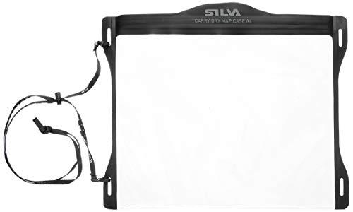 Silva Kartenhülle Dry Map Case M Kartentasche, Neutral, 300 X 240 mm