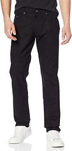 Bugatti Herren 3020-76101 Loose Fit Jeans, Schwarz (Black 290), W42/L32