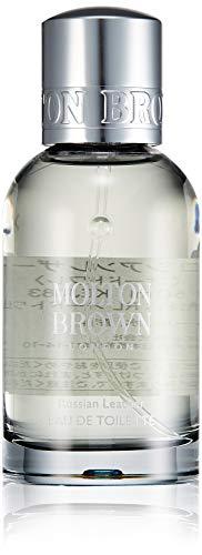 【MOLTON BROWN(モルトンブラウン)】ロシアンレザー オードトワレ_50ml