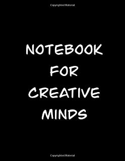 Notebook for creative minds