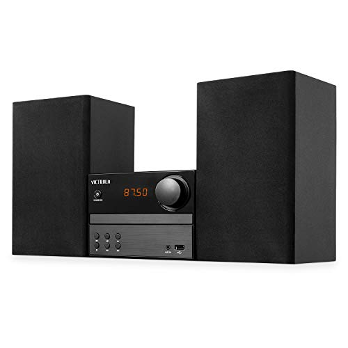Victrola Bluetooth CD Stereo System