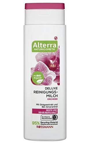 Alterra Deluxe Reinigungs-Milch Orchidee, 150 ml