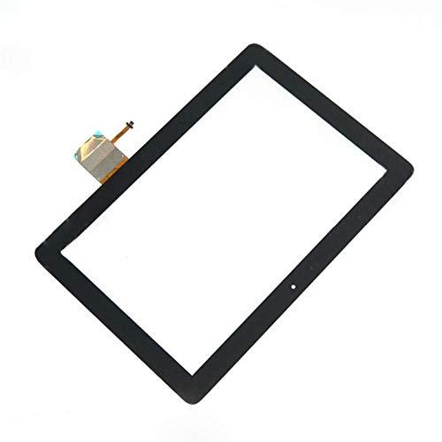 Kit de repuesto de pantalla compatible con HUAWEI MediaPad 10 Link S10-201U S10-201WA Tablet PC Digitalizador de pantalla táctil Kit de reparación de pantalla de repuesto
