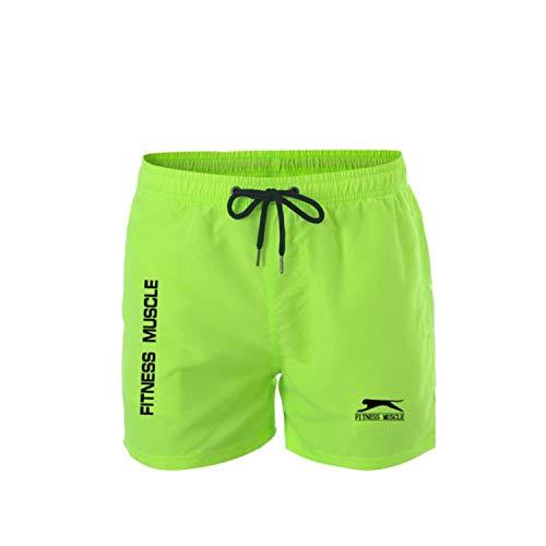 Pantalones cortos de deporte para hombre, con ropa interior 1 M