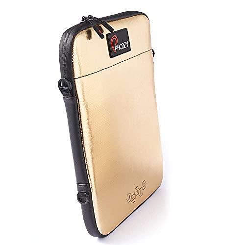 PHOOZY - Funda térmica para MacBook de 13 pulgadas, resistente al sobrecalentamiento en el sol, compatible con iPad Pro de 12,9 pulgadas, MacBook y portátiles de tamaño similar