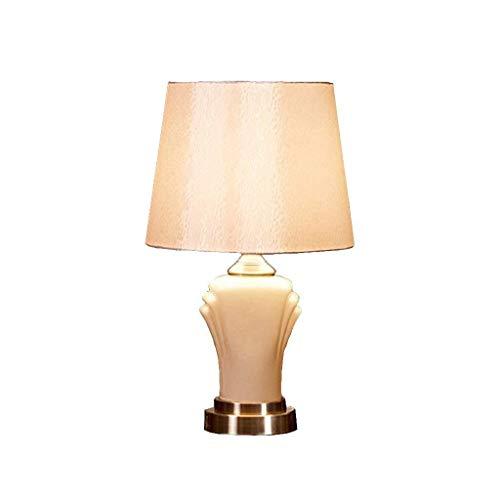 CENPEN Lámparas de mesa, personalidad simple nórdica Pastoral dormitorio de la lámpara, de noche Lámparas de mesa moderna minimalista dormitorio de la lámpara, el estudio de la manera creativa de lect