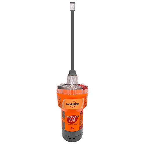 McMurdo 23-001-001A Smartfind EPIRB with GPS, AIS, and Homing Beacon