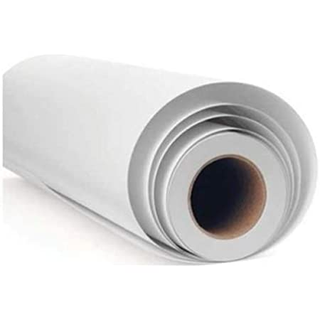 Self Adhesive Roll White Glossy Sticky Back Plastic Shelves Drawers 67.5x2m !
