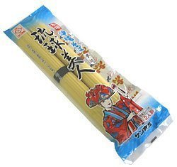 サン食品 沖縄そば 琉球美人200g (だし付) [乾麺]×6袋
