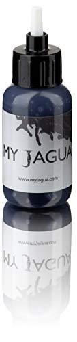 Jagua Gel 30 ml Nachfüllflasche | temporäre blau-schwarze Tattoos | natürlich | Henna