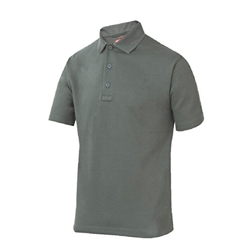 TRU-SPEC Men's 24-7 Series Short Sleeve Polo Shirt, Classic Green, X-Large