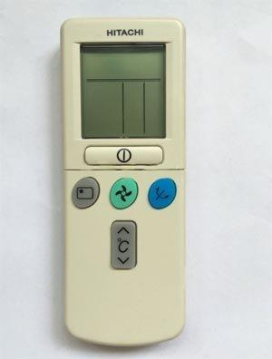 Telecomando Di Ricambio Adatto Per Condizionatore Hitachi RAS-80YHA, RAR-3U1, RAR-3U3, RAR-2P2, RAR2P2