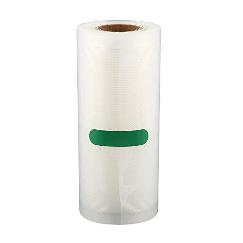 DBSUFV Bolsa de envasado al vacío de alimentos para el hogar para alimentos al vacío Bolsa de carga larga de mantenimiento fresco 12/15/20/25/28 cm * 500 cm 1 rollo