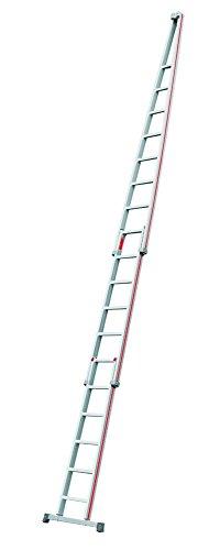 Hymer Glasreinigerleiter 3-teiliger Satz 18 Sprossen 5,70 m lg Art-Nr 501718