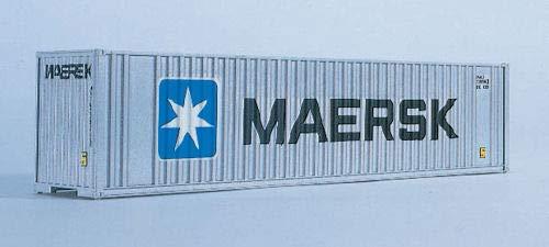 Escala N Contenedor 40 Pies Maersk
