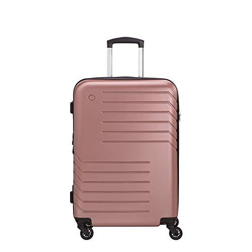 CARPISA Maleta mediana rígida - Tendency Luggage, Rame (Rojo) - VA84950MC0022001
