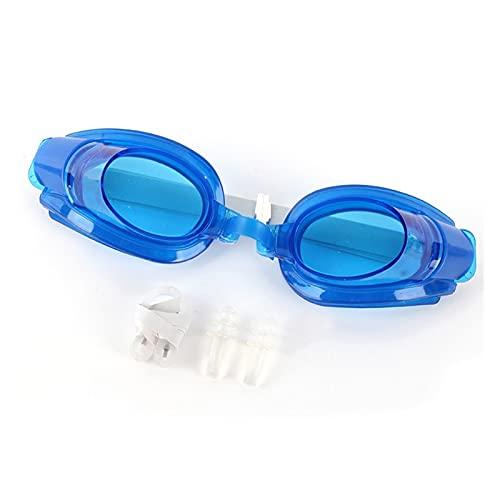 YONGLI Gafas De Natación Unisex Anti-Niebla A Prueba De Agua Gafas De Baño A Prueba De Agua Piscina De Agua Playa Mar Ajustable Gafas De Verano Gafas De Verano (Color : 03)