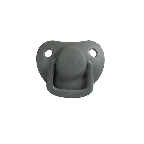 Filibabba® - Ciuccio simmetrico, in silicone, 2 pz, colori opachi
