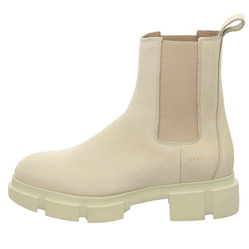 Copenhagen Damen Chelsea Boots beige 40