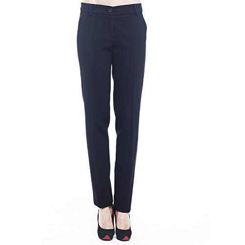 Andrea Rosati Pantalone Donna Nero 40 IT