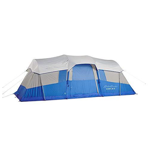 Eddie Bauer Olympic Air 12 Tent, Island Blue Regular ONE Size