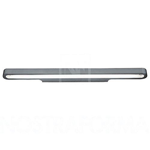 Talo Parete 150 FLUO wandlamp, uitloopartikel - wit geschilderd grootte 3 LxBxH 150x10x4cm 3000K 80Watt