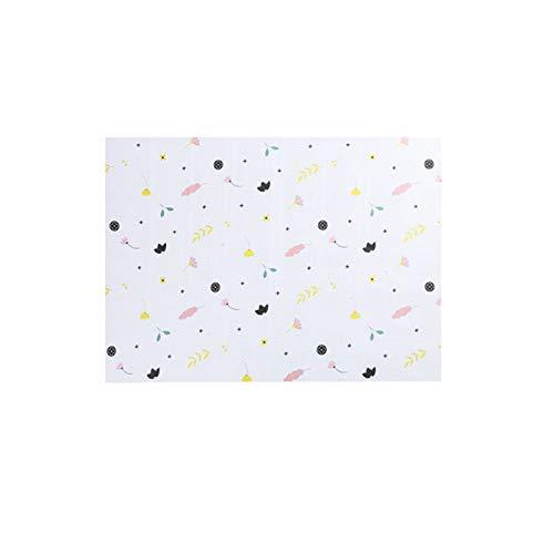YOUYUANF Mantel Individual Rectangular antiincrustante Mantel de plástico desechable, artículos de Fiesta para niños, decoración de Fiesta de Verano, Fiesta de cumpleaños137x137cm