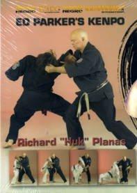 Kampfkunst International DVD PLANAS ED PARKERS KENPO 395