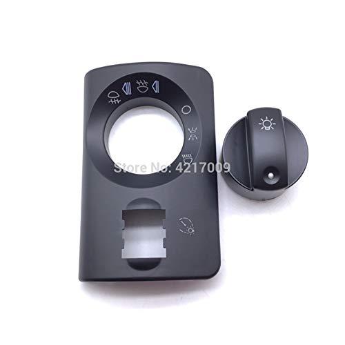 LICHONGUI Nuevo Interruptor de Faros, Control de la lámpara de Niebla 4B1941531E para A6 C5 1997-2005 4B1 941 531E