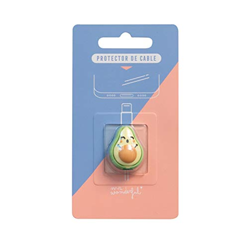 Mr. Wonderful Protector Cable Forma Aguacate