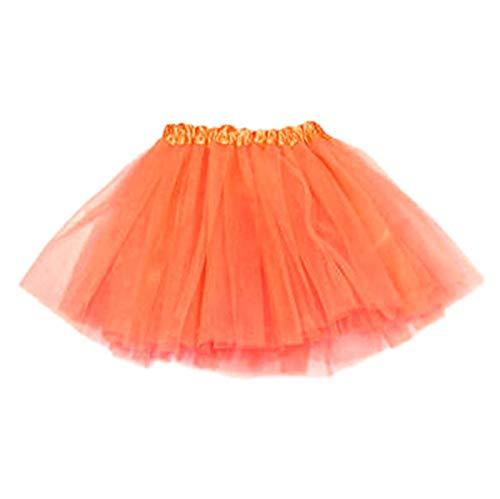 YWLINK Vestido De Fiesta Traje De Baile Mini Vestido De Falda De Tutú De Ballet De Princesa Pettiskirt 2015 para NiñA Navidad/Halloween/Carnaval Regalo De CumpleañOs
