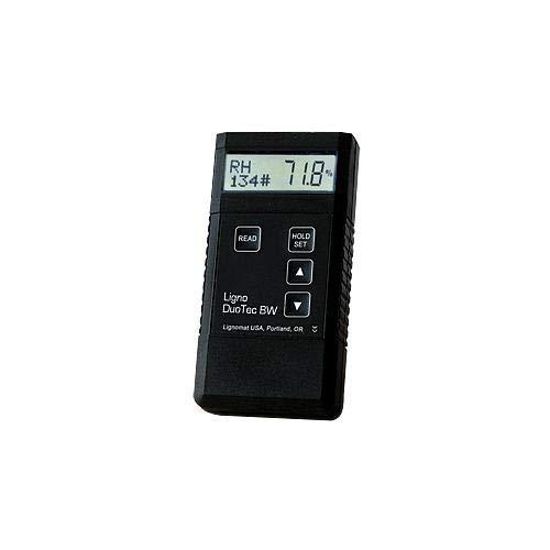 Lignomat BW-B, Moisture Meter BW and RH Thermo-Hygrometer