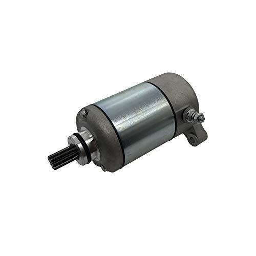 SHUmandala 18645 Starter Motor for Polaris 3084981 3090188 Sportsman 335 450 500/Magnum 325 330 425 500/Scrambler 500/Big Boss 500/Pro 500/ATP 330 500/Trail Blazer 330/Trail Boss 325 330/Worker 335