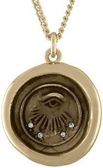 RACHEL Rachel Roy Talisman Evil Eye Protection Pendant Necklace for Women Fashion product image