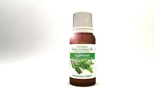 Zypresse (Cupressus sempervirens) - 100% naturreines ätherisches Öl 5 ml