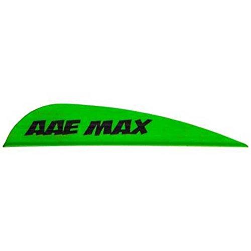 AAE Max Stealth Vanes 40 Pack Brite Green