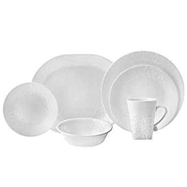 Corelle Boutique Cherish 42-pc Dinnerware Set