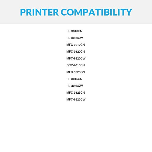 Speedy Inks Compatible Toner Cartridge Replacement for Brother TN210 (1 Cyan, 1 Magenta, 1 Yellow, 3-Pack) Photo #2