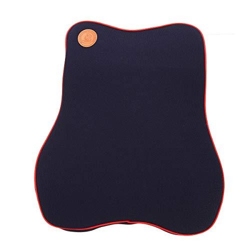 feilai Reposacabezas y almohadas de cintura para asiento de oficina, espuma viscoelástica, transpirable, para oficina, hogar, coche (color: 6)