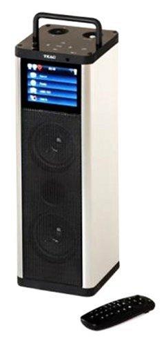 Teac WAP-R8900 tragbarer Wireless Audioplayer (Lautsprecher) silber
