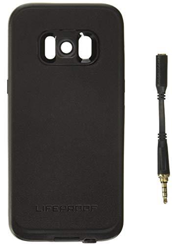 Lifeproof FRĒ SERIES Waterproof Case for Samsung Galaxy S8 (ONLY) - Retail Packaging - ASPHALT (BLACK/DARK GREY)