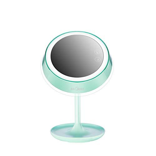 Miroir JT de Maquillage remplissant futé de LED avec des lumières allumant la Lampe de Table s'habillant de Bureau de Bureau Petit et Pratique