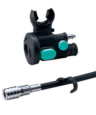 TUSA RS-790 Cold Water Scuba Diving Regulator 1ST & 2ND Stage (Yoke)