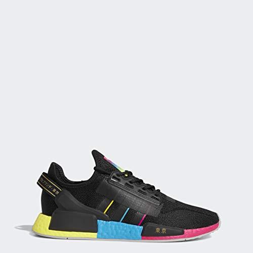 adidas Originals NMD R1 V2 Mens Casual Running Shoe Fy1251 Size 10 Black/Pink/