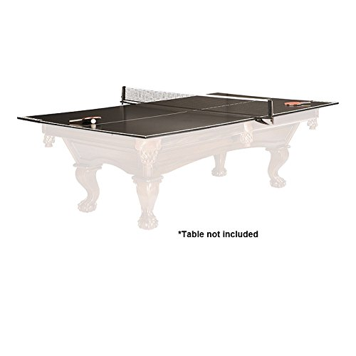 Great Features Of Brunswick Table Tennis Table Conversion Top with Accessory Kit