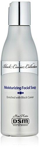 Mon Platin Moisturizing Black Caviar Facial Soap, 250 Gram by Mon Platin