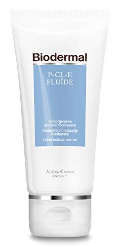 Biodermal P-CL-E fluïde - Dagcreme - en nachtcrème met glycerine - tube 50ml
