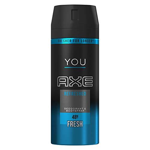 AXE Desodorante Bodyspray Refreshed, Neutro, 150 Mililitros